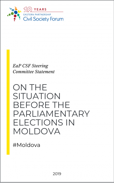 Moldova: Watch the Situation Closely, Ahead of Elections