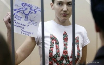 EaP Civil Society Forum Calls for Immediate Measures to Release Nadiya Savchenko