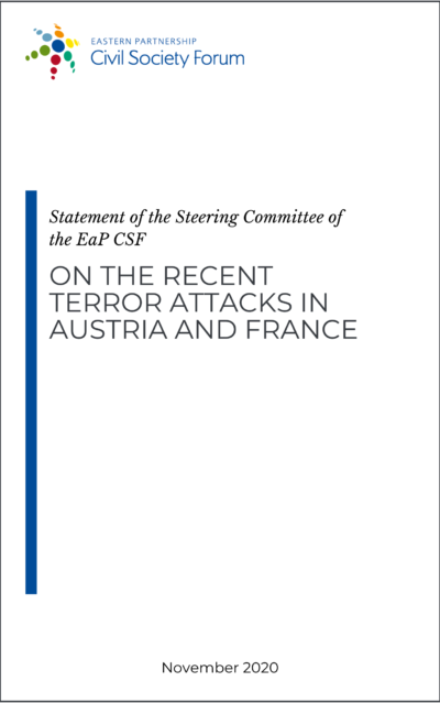 Steering Committee statement on the terror attacks in Austria and France