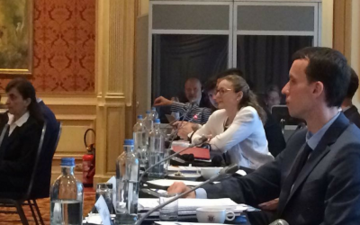 EaP CSF Presents Georgian SMEs Main Challenges to Access EU Loans at the 1st Panel on Structural Reforms and SMEs