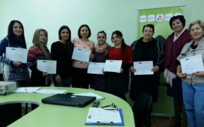 Empowered Women for Social Integration