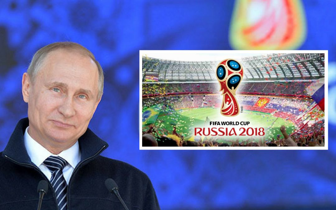 Steering Committee Calls Upon Governments of EU Participating States to Boycott the 2018 FIFA World Cup in Russia