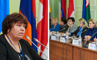 EaP CSF Participates in a Public Administration Reform (PAR) Seminar on Gender, Focusing on Ensuring Gender Equality in Public Service in Kyiv