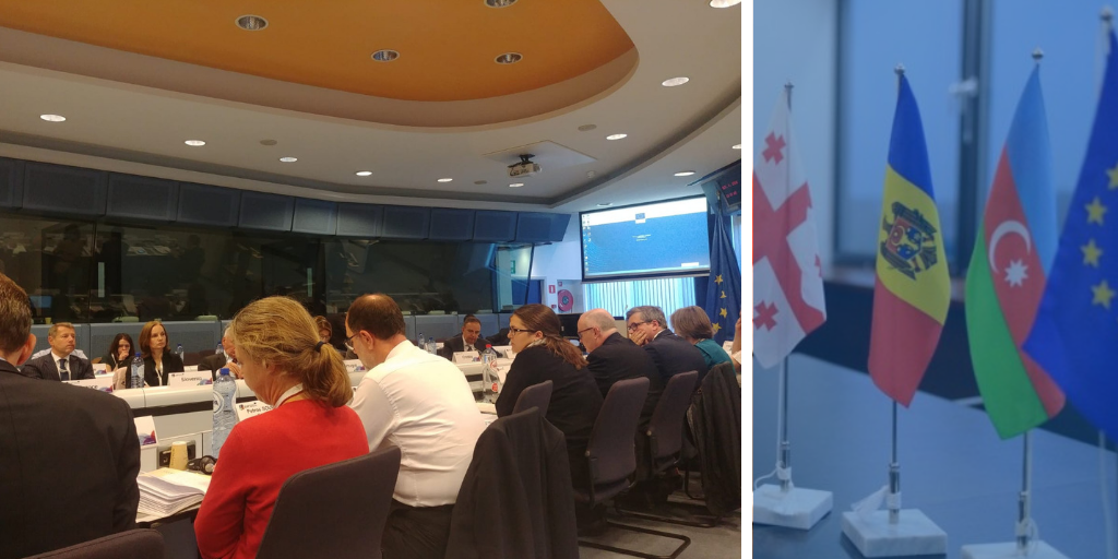 EaP CSF Opens Eastern Partnership Senior Official Meeting in Brussels, Addressing 2020 Deliverables, Proposed NDICI Regulation as well as Governance Issues in the Region