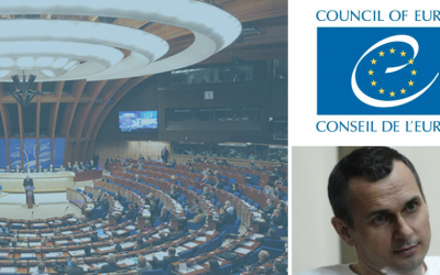 (English) EaP CSF Steering Committee Urges Council of Europe to Consider Ukrainian Political Prisoners in Russia and Occupied Territories, Following Earlier Appeal to PACE