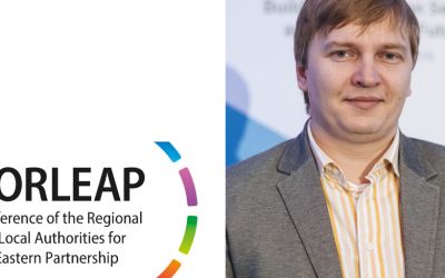 EaP CSF Addresses 8th CORLEAP Annual Meeting in Kyiv – While There is Progress, We Can Expect More Cooperation between Local Government and on Disinformation