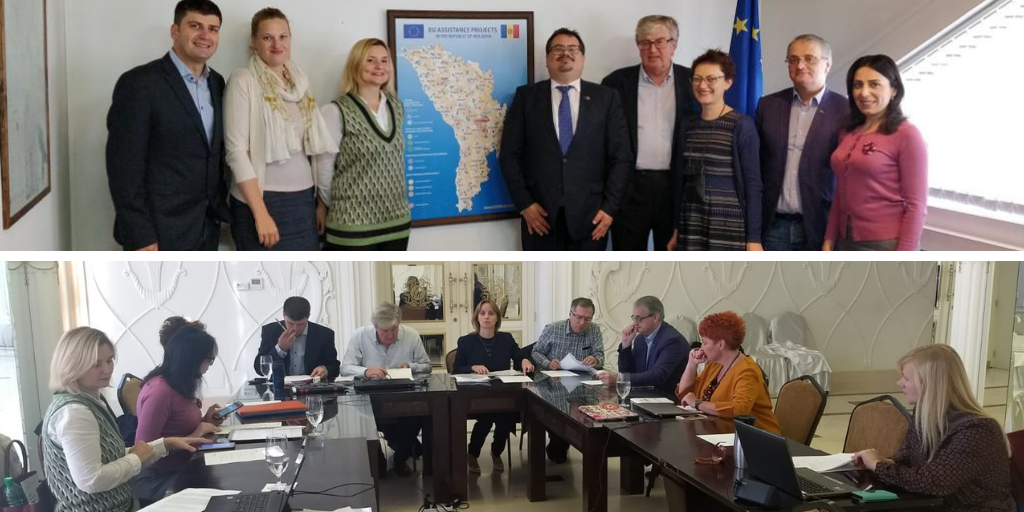 EaP CSF Steering Committee Meets in Chisinau to Discuss Proposed Code of Conduct and Other Internal Procedures – While Addressing the Worrying Situation in Moldova and Other Recent Developments in the Region