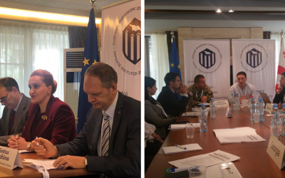EaP CSF Participates in CSDP Communication Workshop for EaP Countries in Tbilisi – There is a Need for Coordinated Response, Learn the Participants