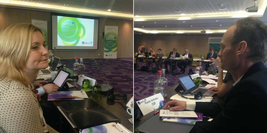 EaP CSF Delivers Recommendations on Environment and Energy at the EaP Platform 3 Meeting
