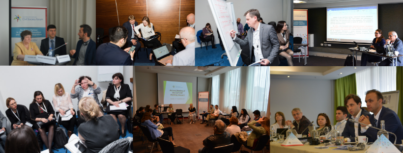 "EaP CSF Brussels Public Event Series (28/03): ""The civil society perspective: Taking stocks of achievements and looking beyond 2020 – People-to-People Contacts"""