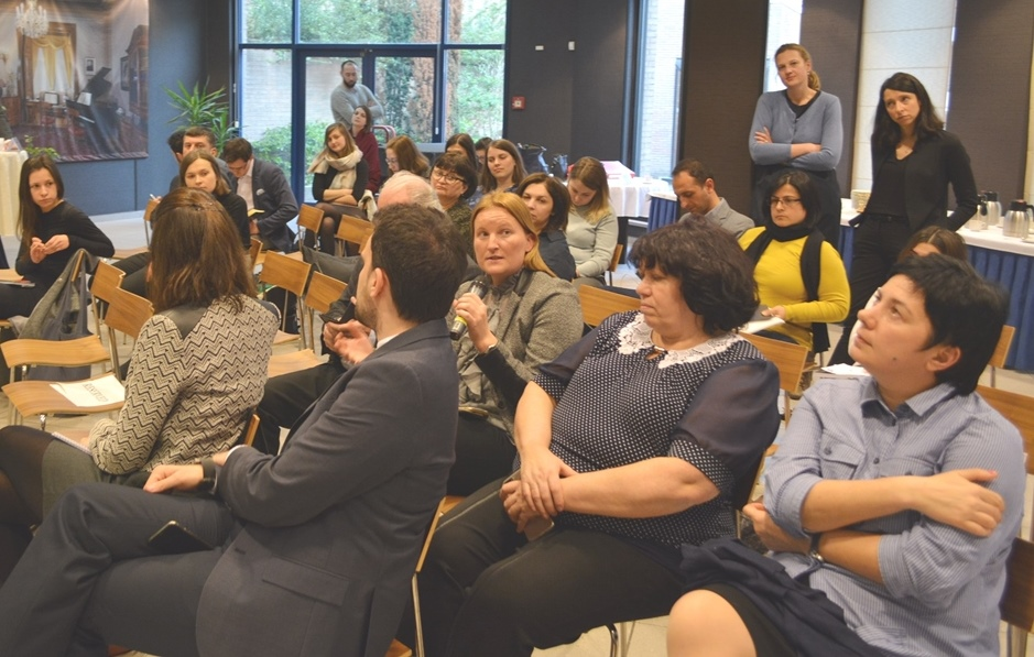 (English) EaP CSF Brussels Public Event Series: People-to-People Contacts (Brussels, 28 March 2019)