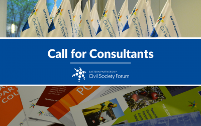 Call for Consultants – Updating and Developing Key Regulations of the Forum