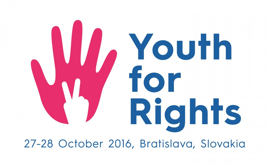 "(English) Eastern Partnership Youth Conference ""Youth for Rights"""