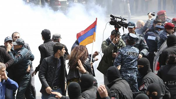 Armenian Civil Society Appeals to International Community to Promote Democratic Values and Support Public Outcry