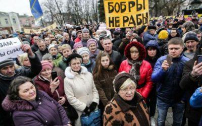 Сотрудничество между ЕС и Беларусью может быть вскоре заморожено из-за репрессивных мер беларусских властей