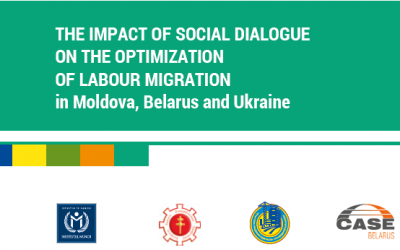 The Impact of Social Dialogue on the Optimization of Labor Migration