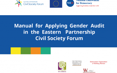 Capacity Development for Gender Subgroups of National Platforms in Armenia, Georgia, Belarus and Ukraine