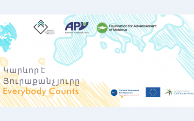 Everybody Counts: Rural Youth Empowerment in Eastern Partnership Countries